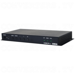 Multi Video to HDMI UHD Scaler
