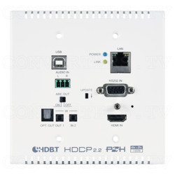 HDMI over CAT Cable Wall-Plate Transmitter